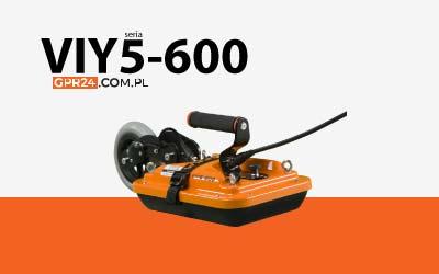sprzedaż georadarów VIY5 600